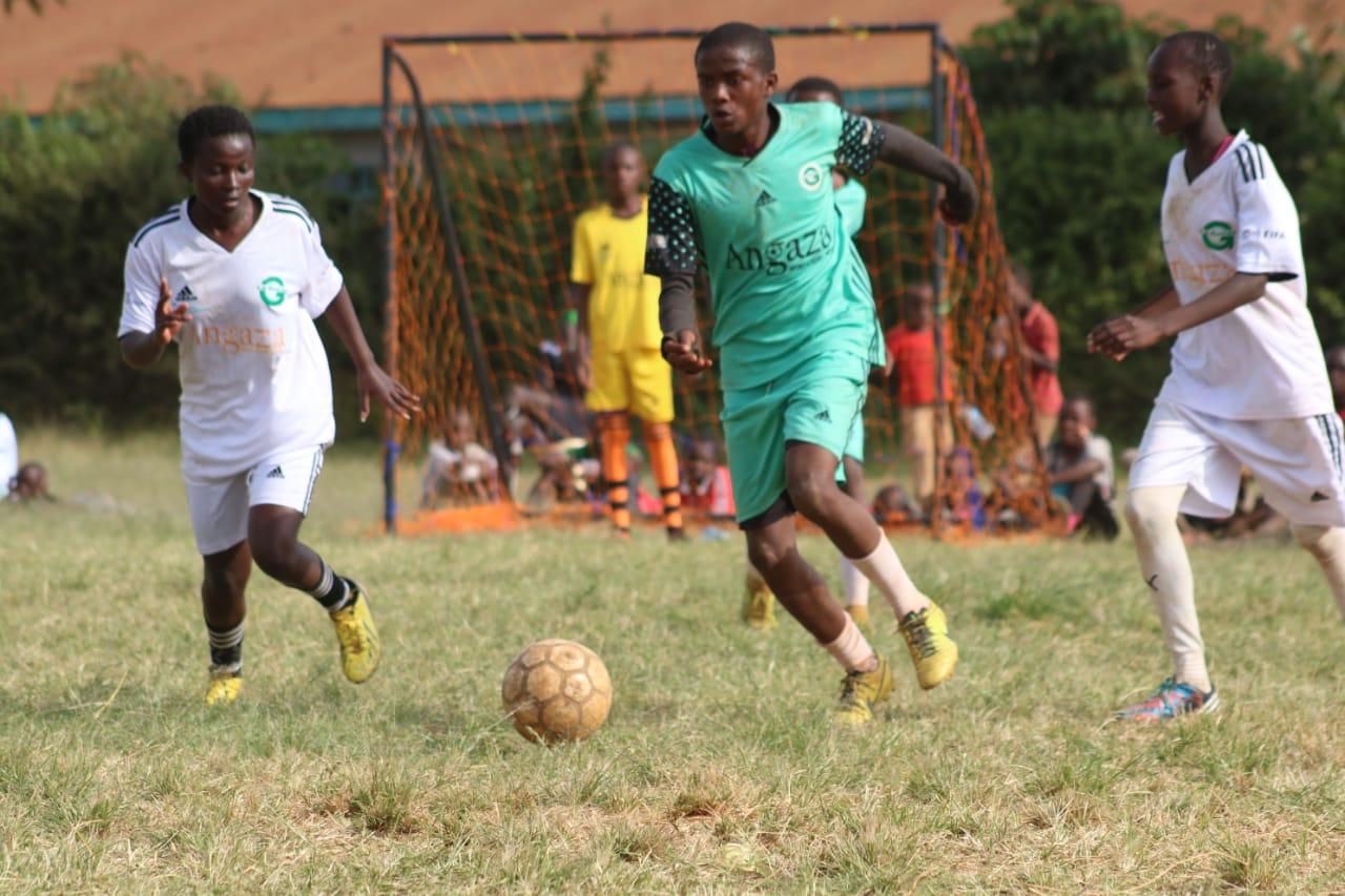 Angaza Football academy